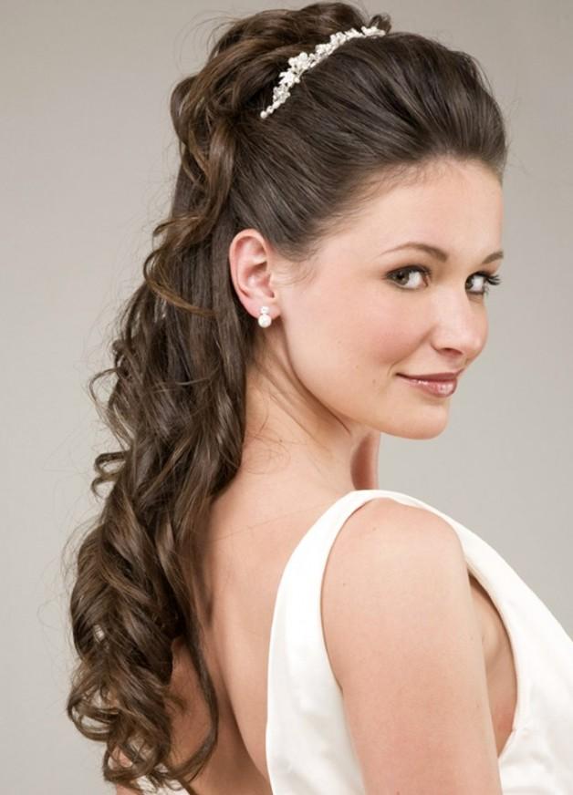 Braided Hairstyles For Long Hair Wedding