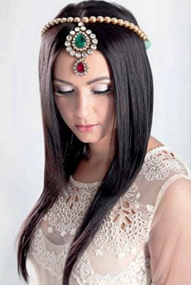 Bridal Hairstyles 2013 For Long Black Hair