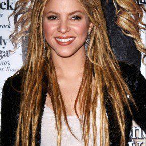 Celebrity Dreadlocks Hairstyles