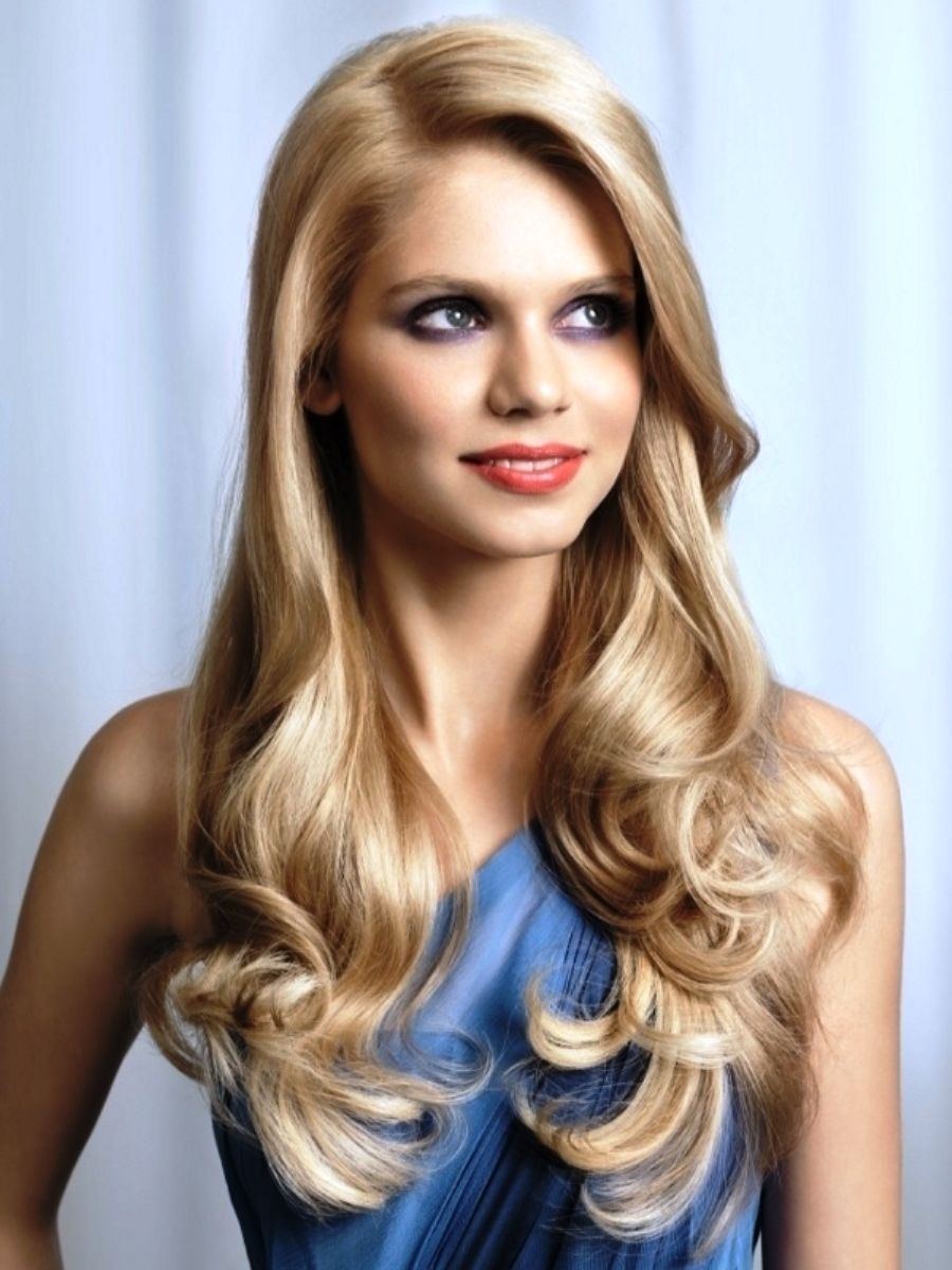 Curly Prom Hairstyles For Long Hair 2013 Hairstyles Ideas Curly