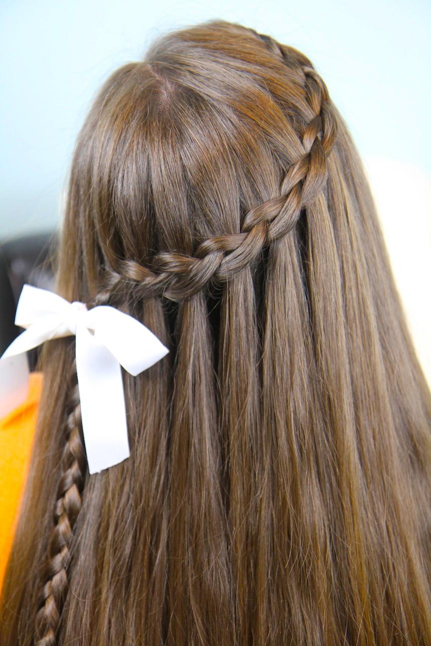 Cute Braided Hairstyles Curly Hair Hairstyles Ideas Cute