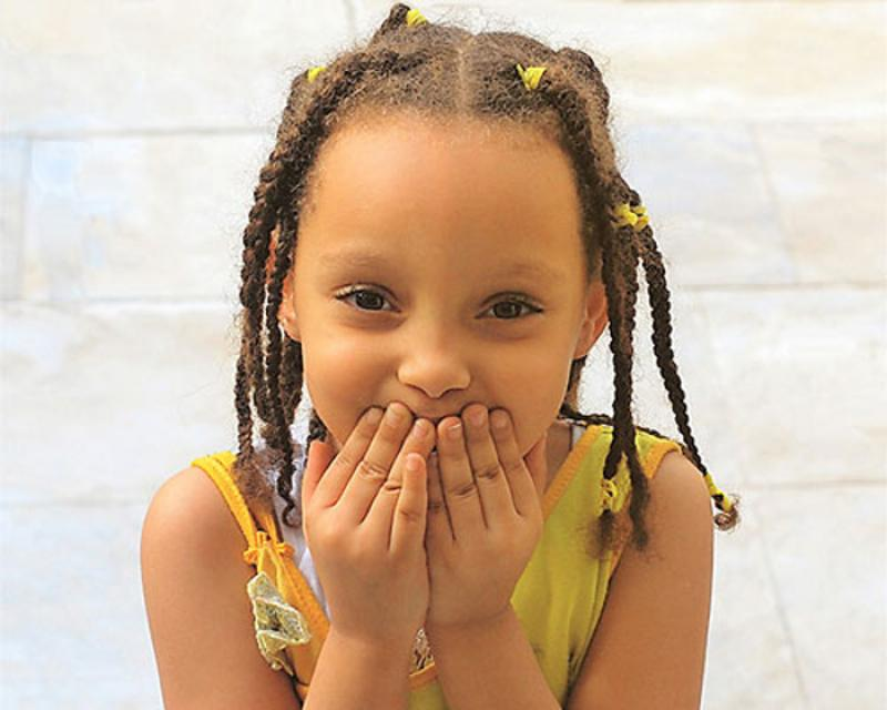 Cute Braided Hairstyles For Little Black Girls Hairstyles