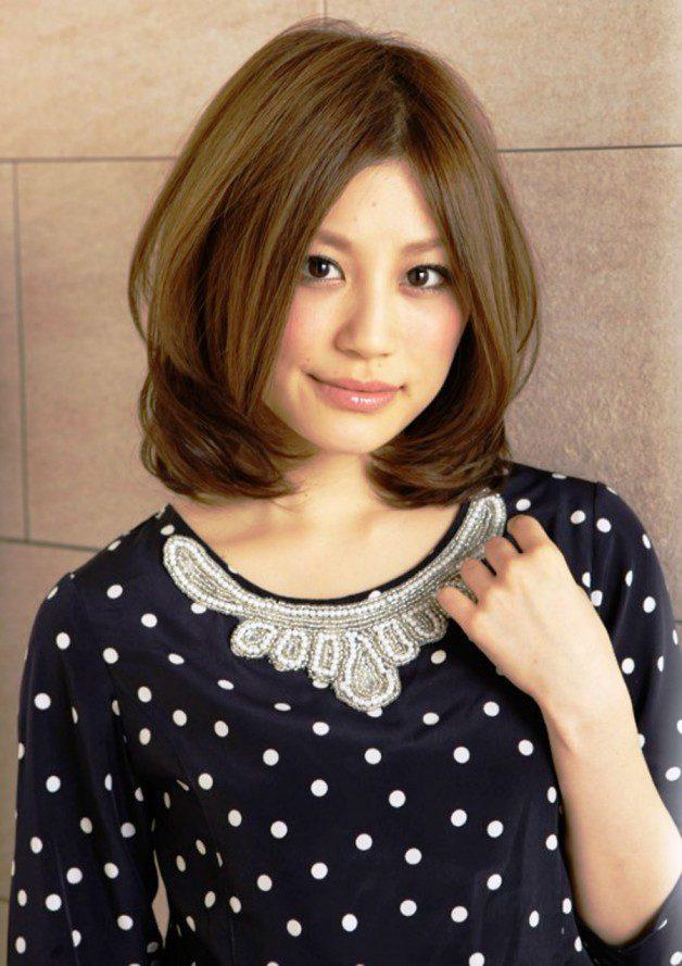 Cute Japanese Bob Haircut Behairstyles