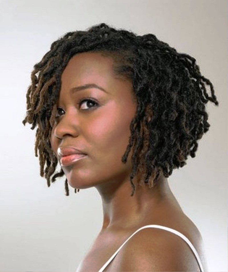 pictures of dreadlocks hairstyles for short hair