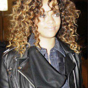 Elegant African American Curly Hairstyles