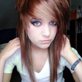 Emo Hairstyles Medium