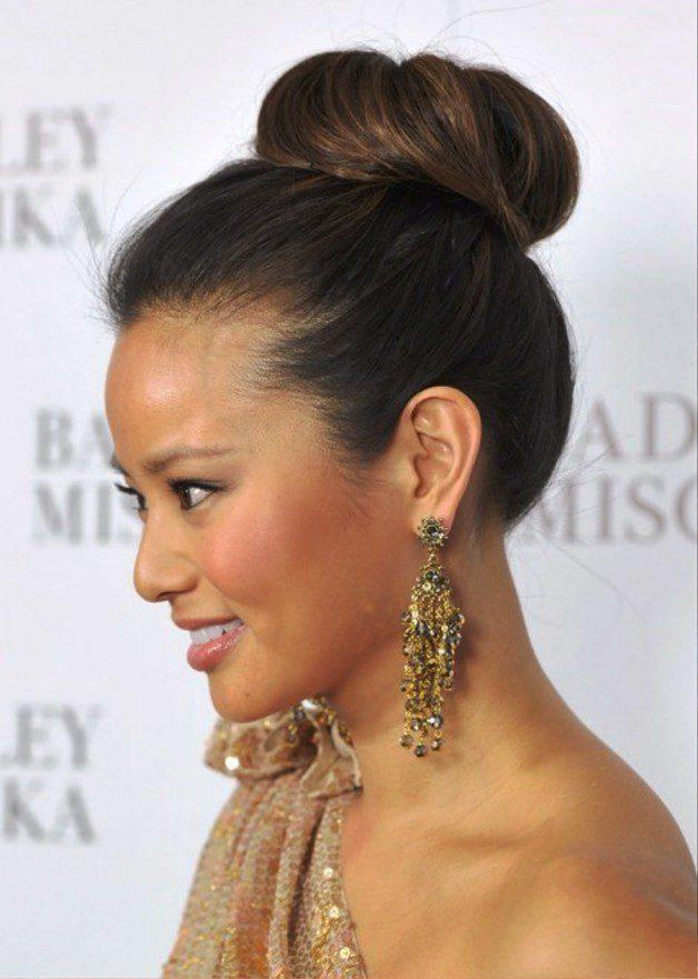 High Bun Updo Hairstyles 2013 Behairstyles