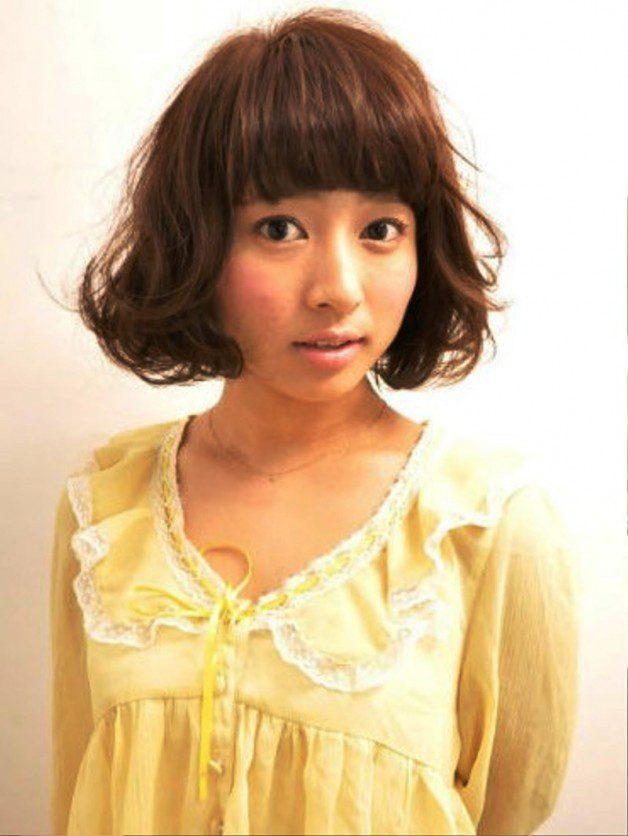 Japanese Bob Haircut Behairstyles