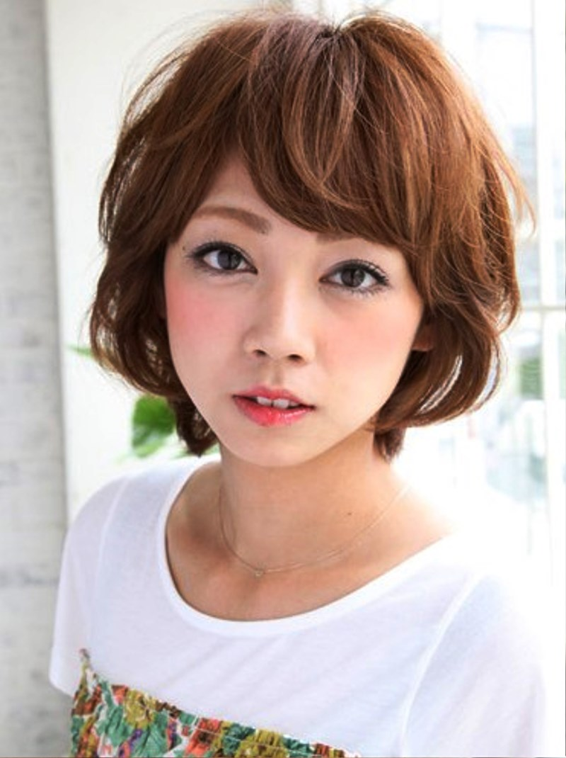Sexy Short Pixie Haircut For Asian Women Hairstyles Ideas - Sexy Short Pixie Haircut -8862