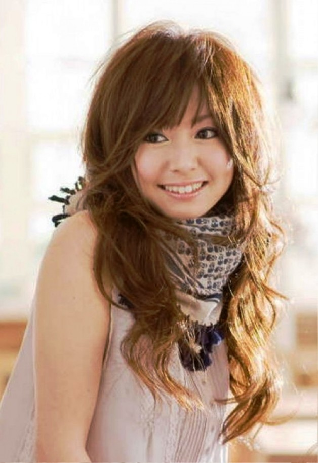 Japanese Long Hairstyle Behairstyles