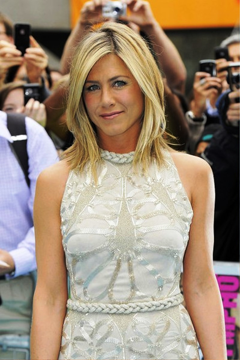 Pictures Of Jennifer Aniston Short Haircuts