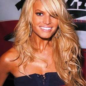 Jessica Simpson Hair Styles
