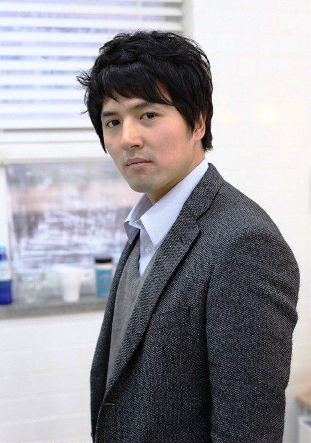 Korean Business Haircut For Men Behairstyles