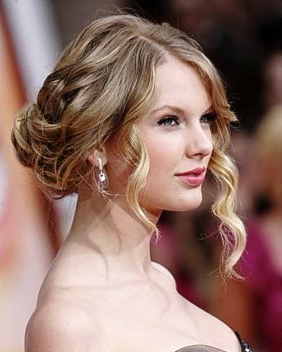 Pictures Of Latest Updo Hairstyles For Women
