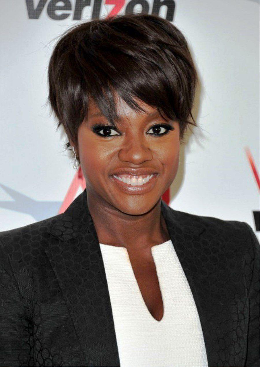 Layered Razor Cut For Black Women Hairstyles Ideas Layered Razor