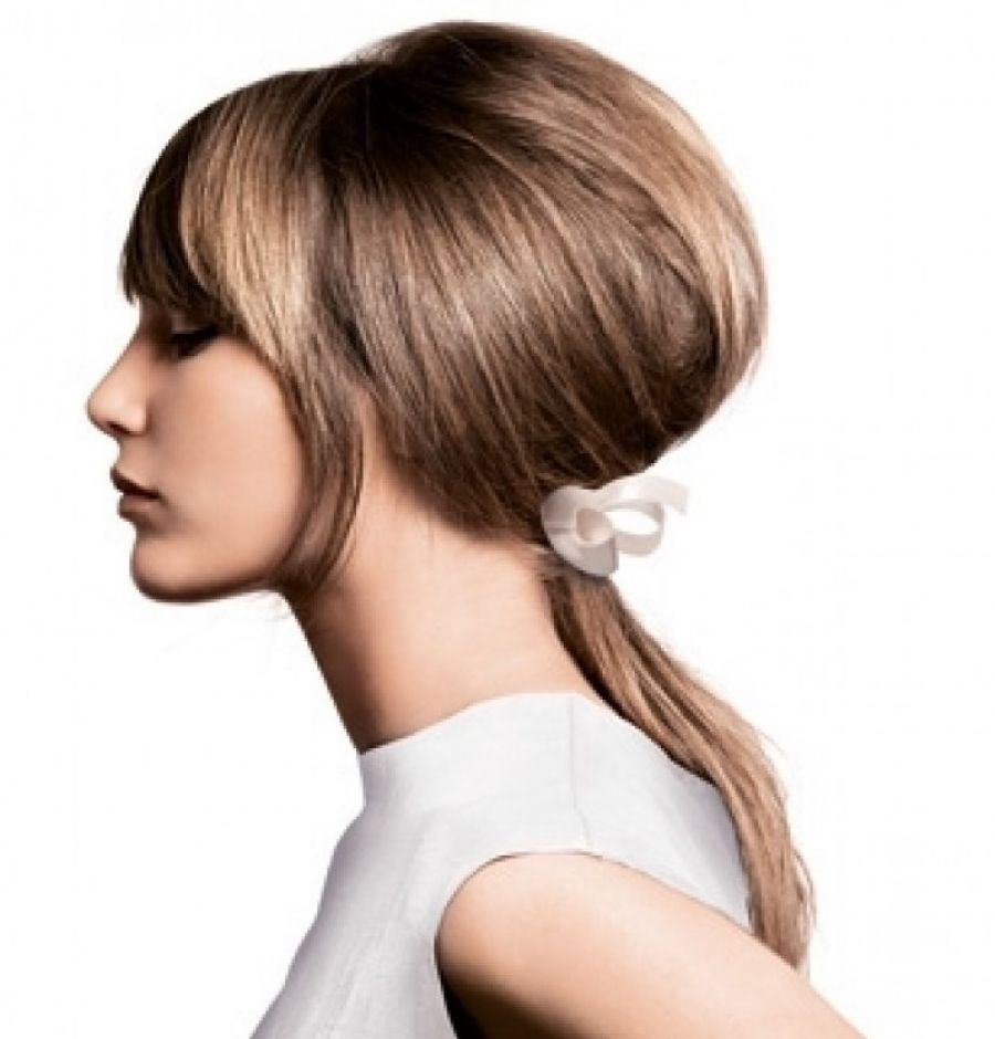 pictures of long hair 60's hairstyles