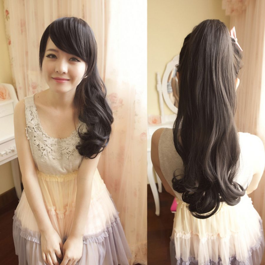 hair extensions styles long hair pictures of hair extensions clip in 7205 | Long Hair Extensions Clip In