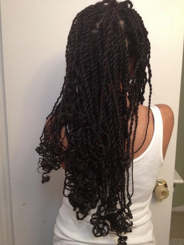 Long Hair Journey