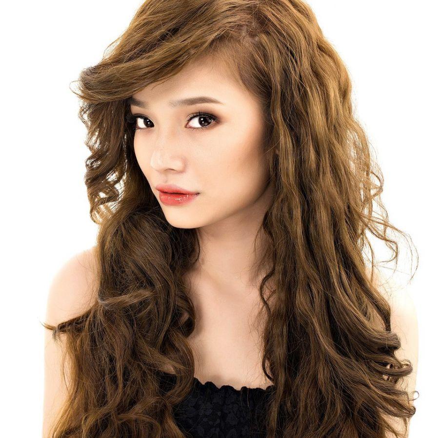 Long Hair Perm