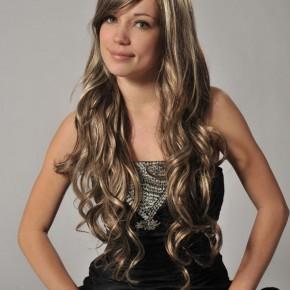 Long Hair Under Wig