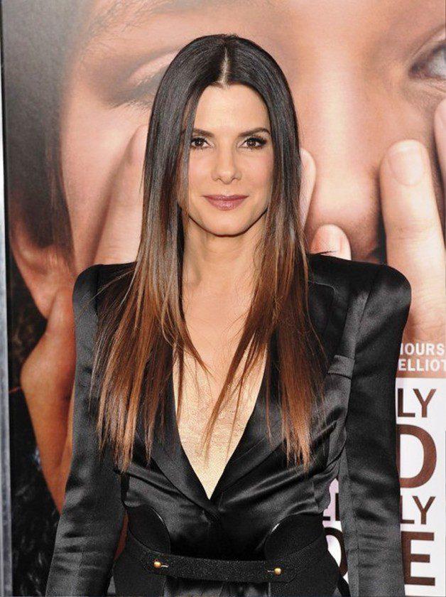Long Sleek Hairstyle 2013