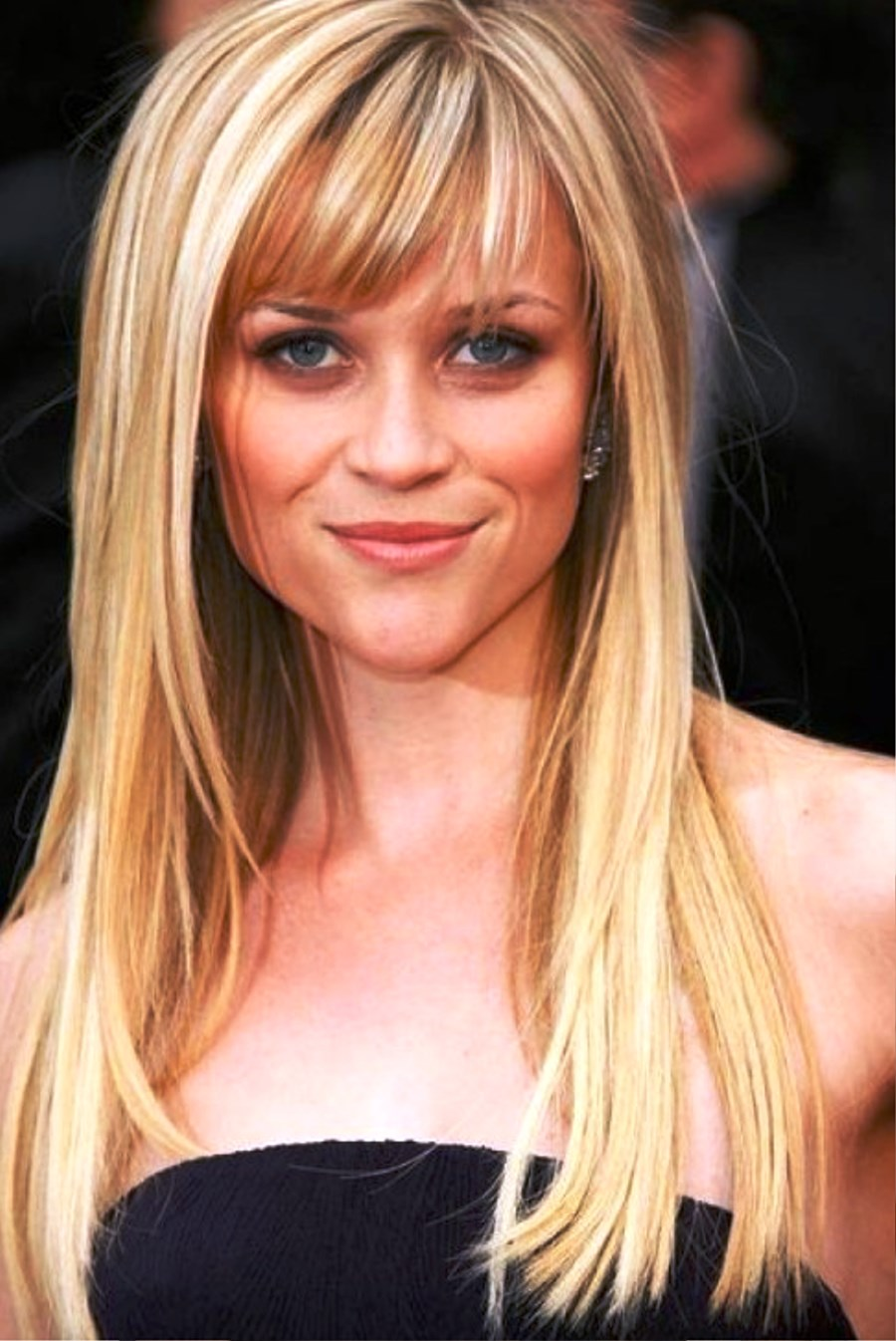 pictures of long straight blonde hairstyles