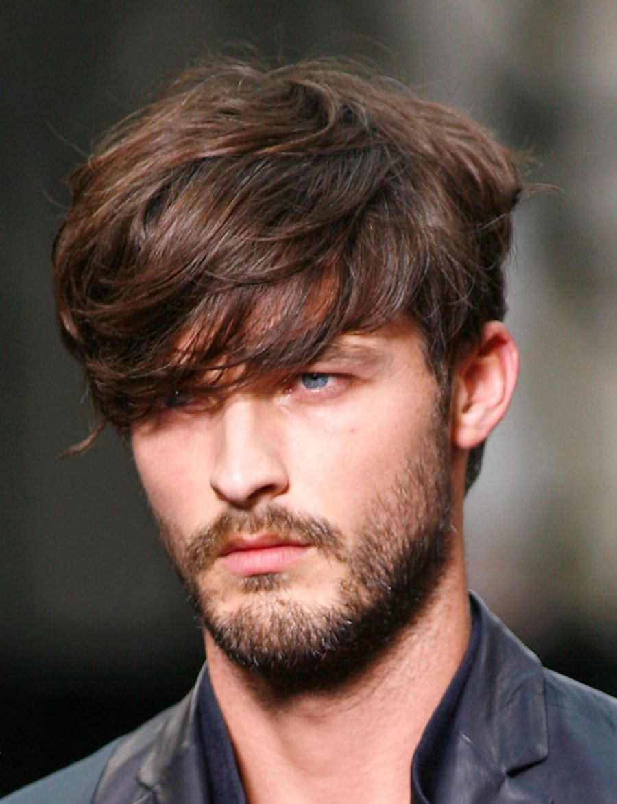 pictures of medium hair hairstyles for men