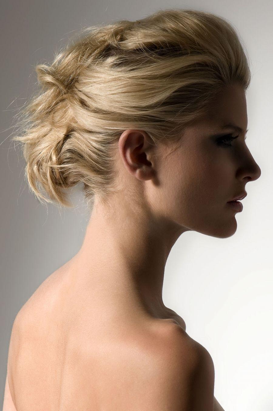 Peachy Easy Hairstyles For Medium Length Hair Updo Best Layered Short Hairstyles For Black Women Fulllsitofus