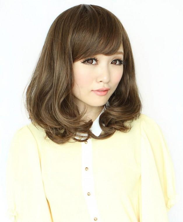 Medium Hair Wigs