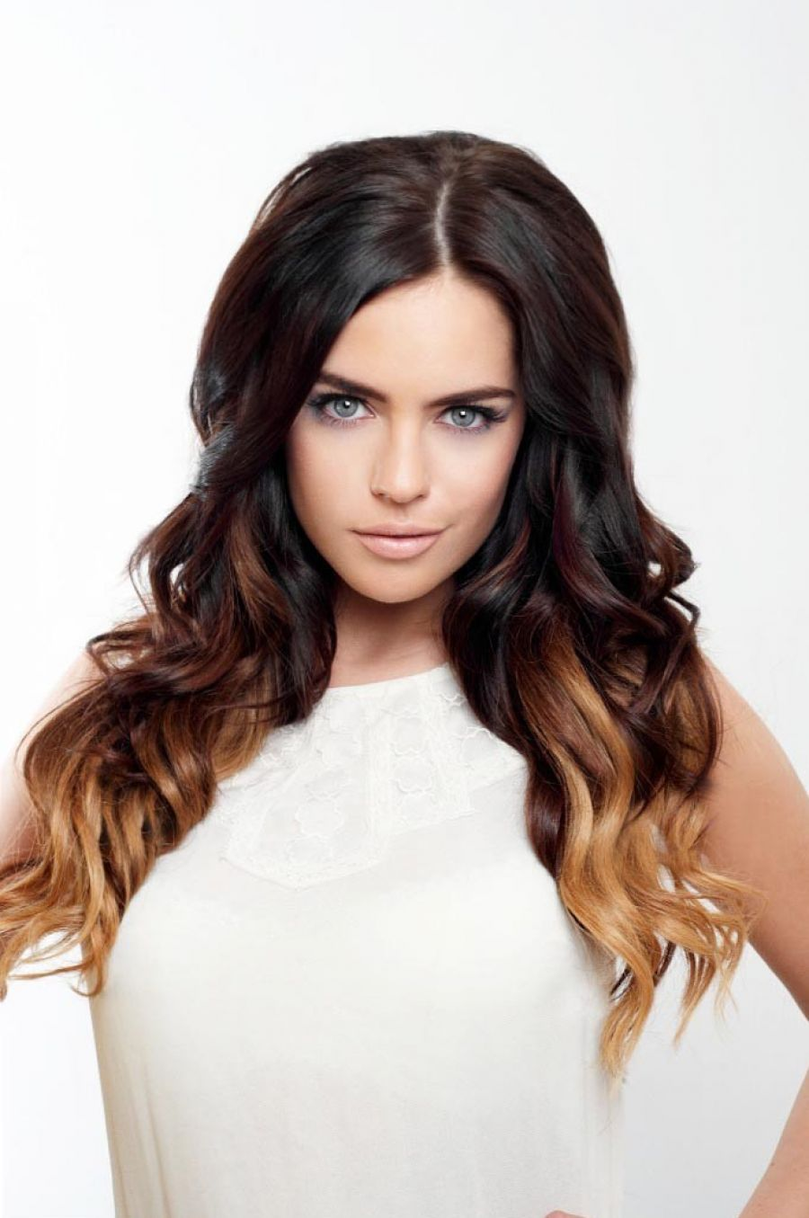 Pictures Of Natural Hair Styles Dye