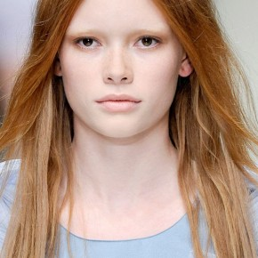 Natural Redhead Hairstyles