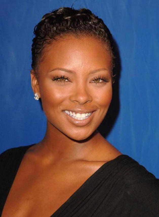 Astonishing New Short Natural Black Hairstyles Behairstyles Com Hairstyles For Women Draintrainus