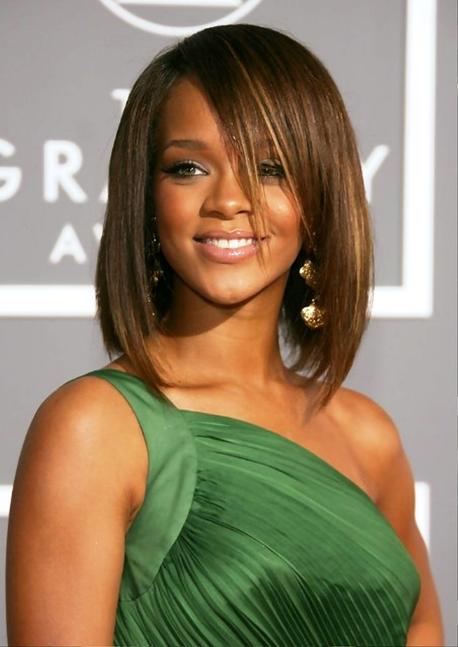 Medium Bob Hairstyles Back View Hairstyles Ideas Medium