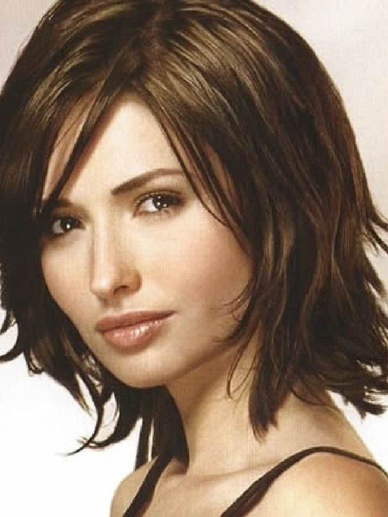Pictures Of Short Bob Hairstyles For Thick Hair 2012