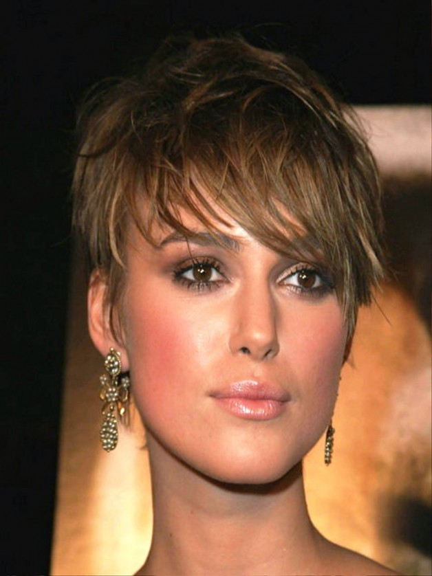 Short Brown Hairstyles 2013