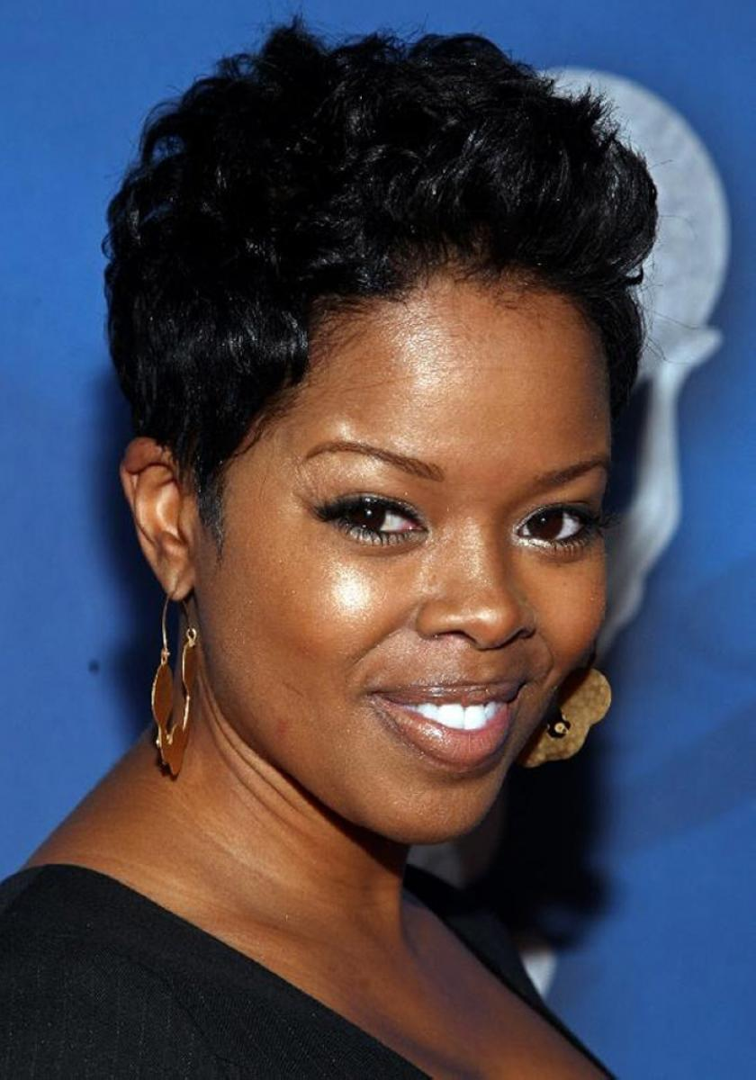 Short Curly Hairstyles For Black Women Over 50 Hairstyle Ideas Be
