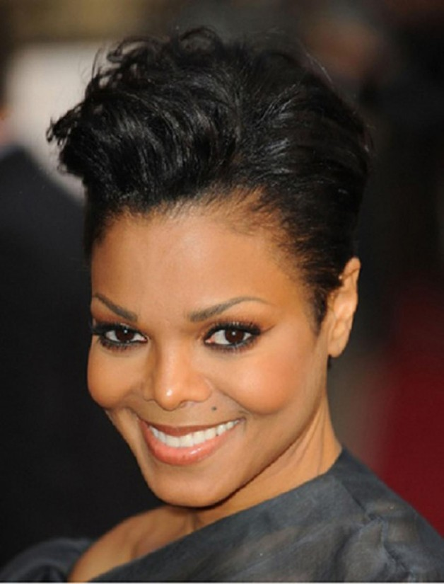 Short Haircuts For Black Women 2013 Behairstyles