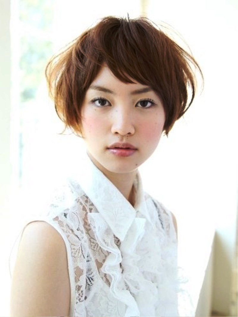 hair asian style pictures of japanese hair style for 8543