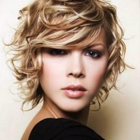 Short Messy Wavy Hairstyles