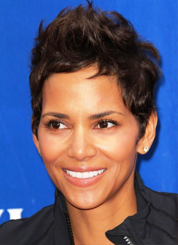 Short Pixie Haircut For Black Women Behairstyles