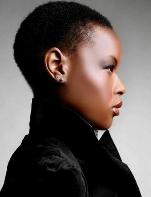 Sophisticated Short Hairstyles for Black Women | Behairstyles.com