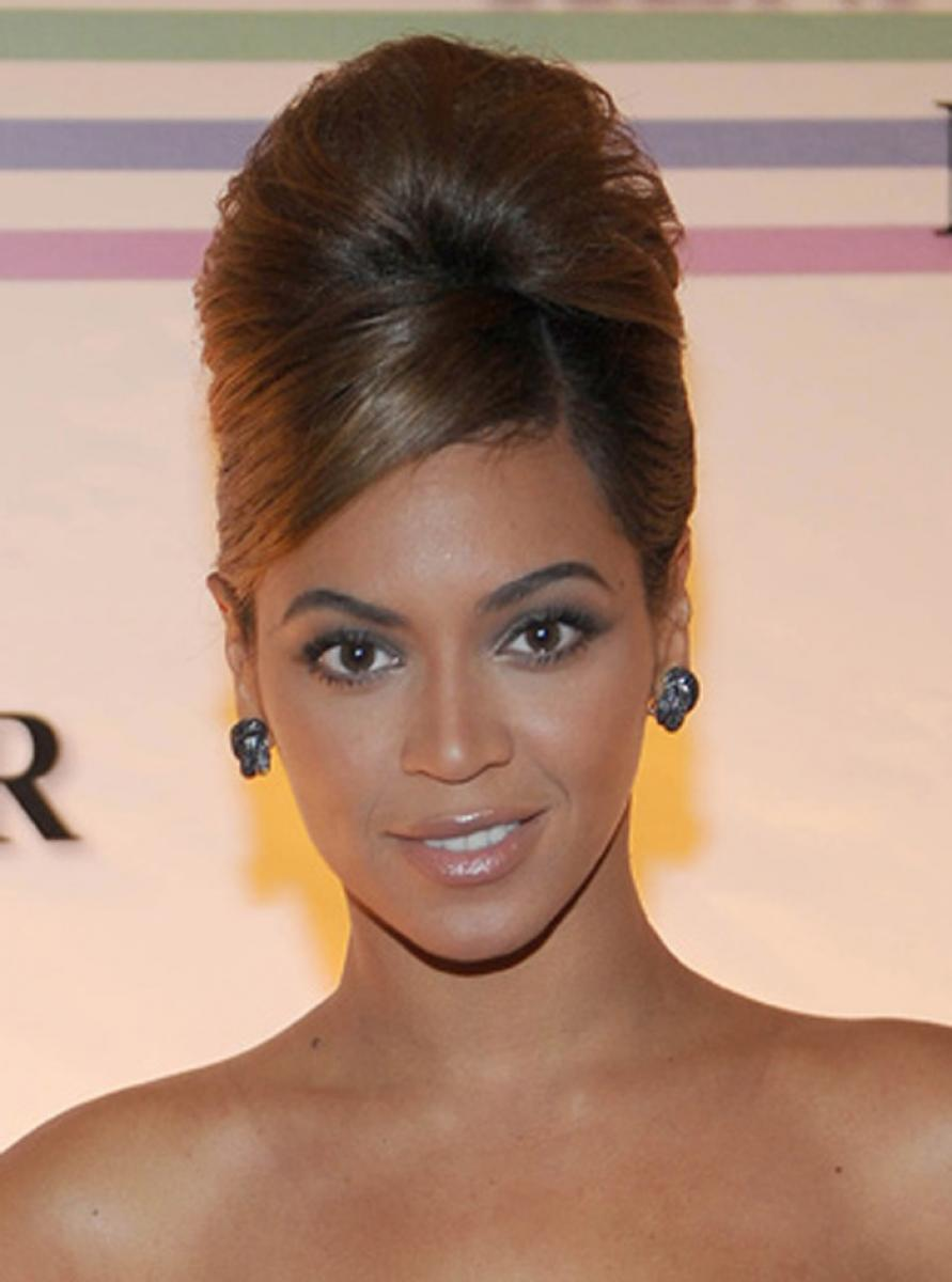 Pictures Of Updo Hairstyles For Black Women For Prom
