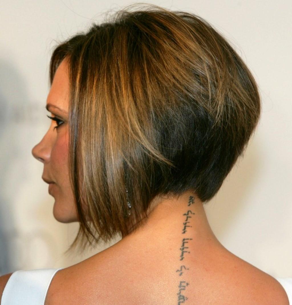 Victoria Beckham Bob Haircut Hairstyles Ideas Victoria Beckham Bob