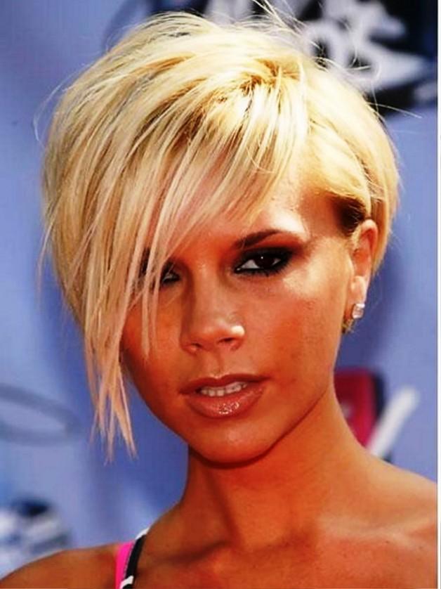 Victoria Beckham Hairstyles Short Behairstyles