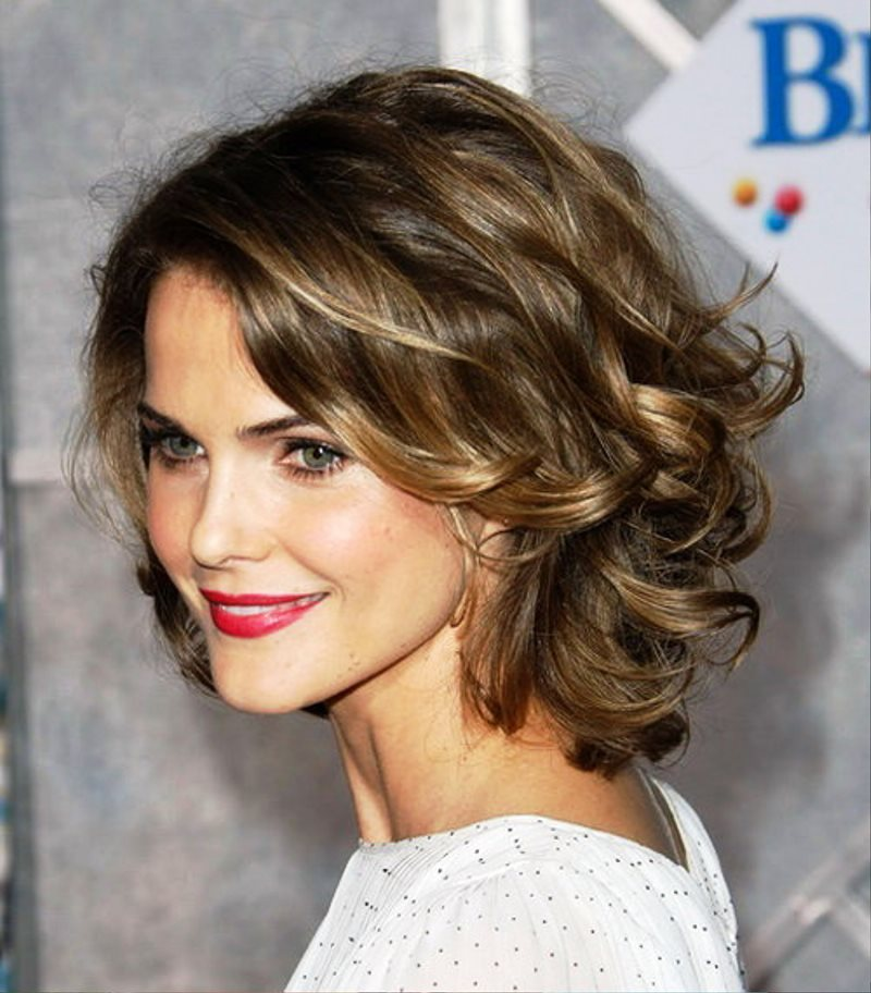 Wavy Hairstyles For Medium Thick Hair Hairstyle Ideas Be Hairstyles