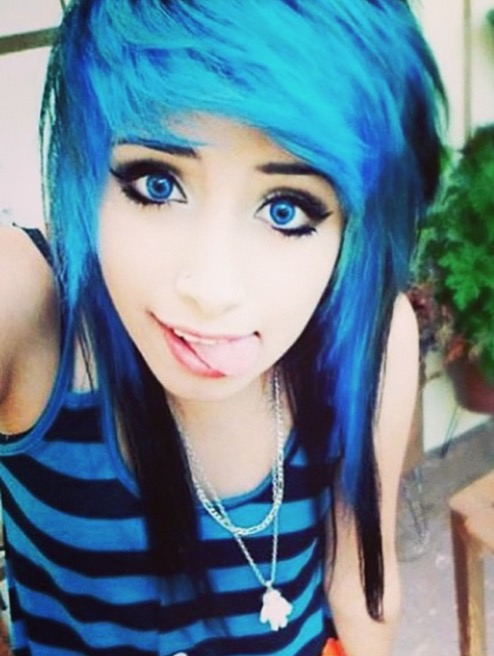 Emo Hairstyle Edgy Hairstyles Ideas Emo Hairstyle Edgy